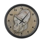 Gorilla Clock Large Wall Clock