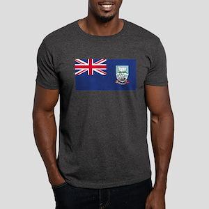 Falkland Islands (Islas Malvi Dark T-Shirt