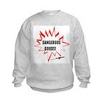 Dangerous Goods! Kids Sweatshirt