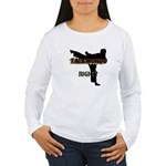 TAEKWONDO RIGHT? Long Sleeve T-Shirt
