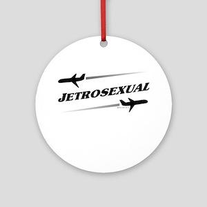 JETROSEXUAL Ornament (Round)