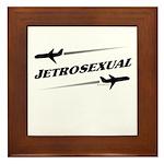 JETROSEXUAL Framed Tile