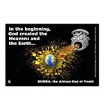 God of Vomit Postcard Pack (8)