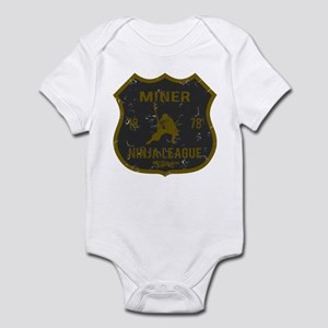 Miner Ninja League Infant Bodysuit