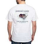 Jordan Lake White T-Shirt