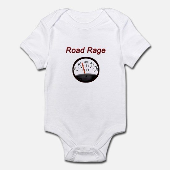 Road Rage Infant Creeper