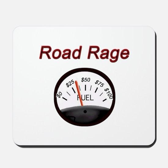 Road Rage Mousepad