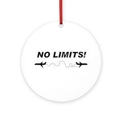 No Limits! Ornament (Round)