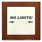No Limits! Framed Tile