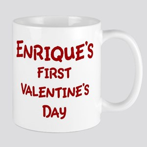 Enriques First Valentines Day Mug