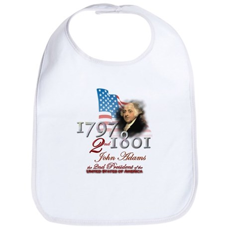 2nd President - Bib