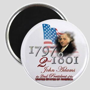 2nd President - Magnet