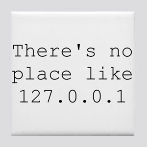 There's no place like 127.0.0.1 (home) Geek Tile C