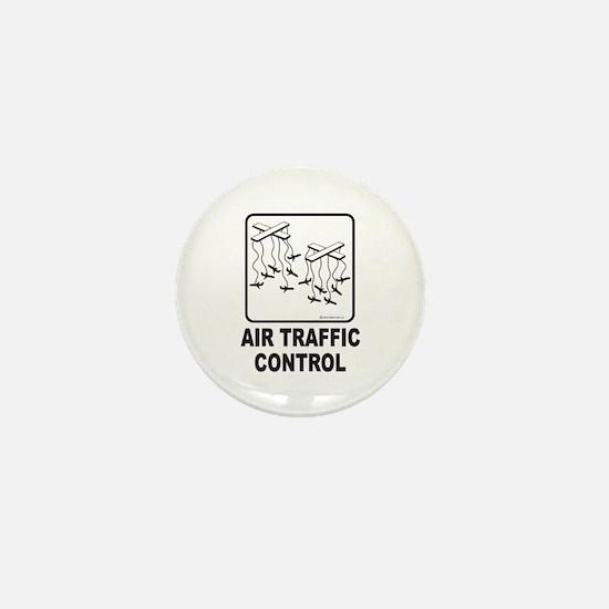 Air Traffic Control Mini Button