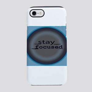 Stay Focused iPhone 8/7 Tough Case