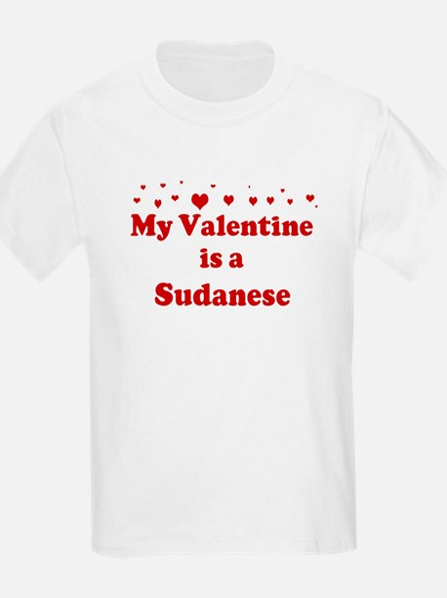Sudanese Valentine T-Shirt