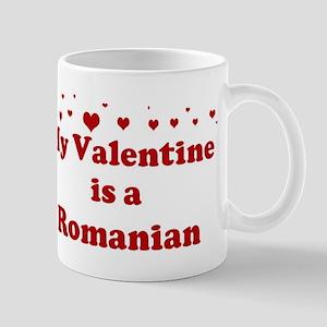 Romanian Valentine Mug