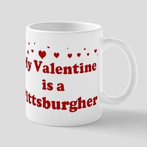 Pittsburgher Valentine Mug