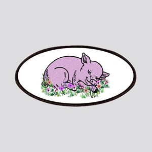 Sleeping Pig Patch