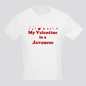 Javanese Valentine Kids Light T-Shirt