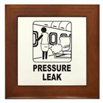 Pressure Leak Framed Tile