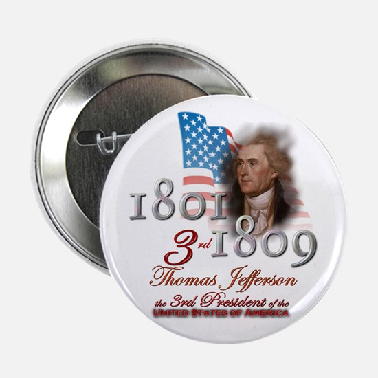 "3rd President - 2.25"" Button"