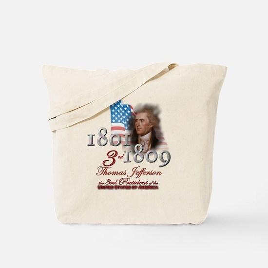 3rd President - Tote Bag