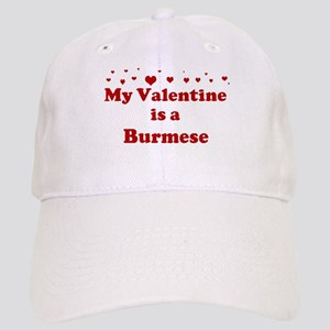 Burmese Valentine Cap