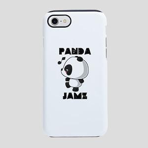 Panda Bear Jamz iPhone 8/7 Tough Case
