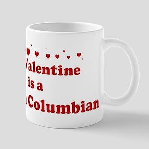 British Columbian Valentine Mug