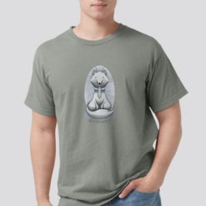 Arctic Fox in an Ascot T-Shirt