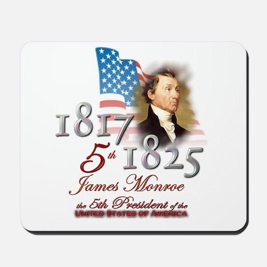 5th President - Mousepad