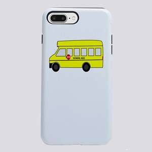 Student Short Bus VIP iPhone 8/7 Plus Tough Case