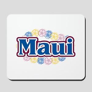 Hawaii - flowers Mousepad
