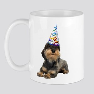 Wirehaired Dachshund Party Mug