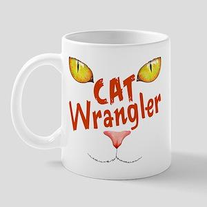 Cat Wrangler Mug