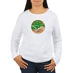 March 2008 DTC Women's Long Sleeve T-Shirt