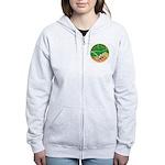 March 2008 DTC Women's Zip Hoodie