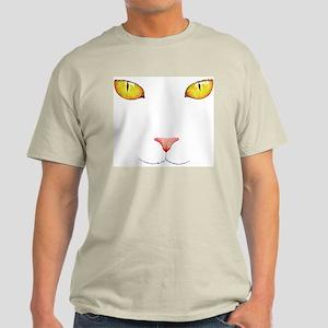 Cat Face Light T-Shirt