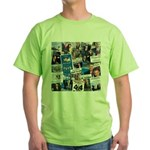 Historic Inauguration Memorab Green T-Shirt