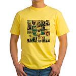 Historic Inauguration Memorab Yellow T-Shirt