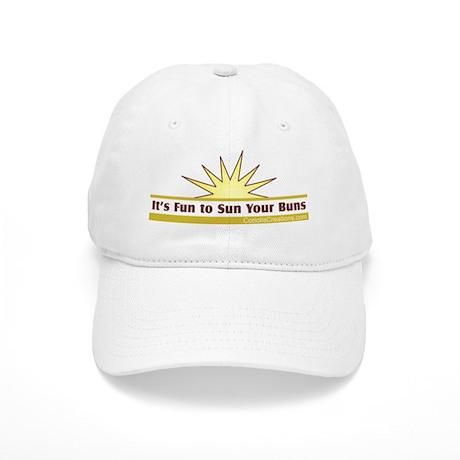 7387755b823 Fun-Sun-Buns - Baseball Cap by momentpoint