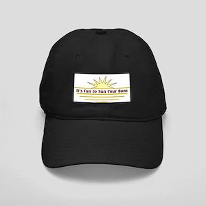 Fun-Sun-Buns - Black Cap