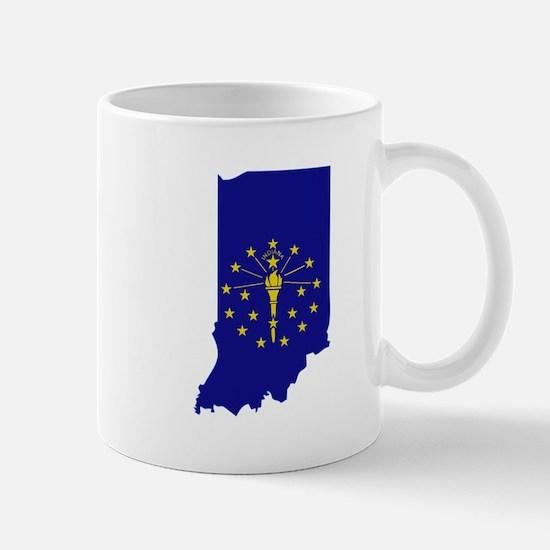 Indiana Stripe Custom Design Mug