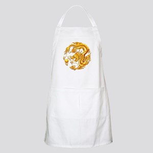 Golden Dragon BBQ Apron