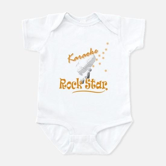 Karaoke Rock Star Infant Bodysuit
