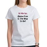 Gluten Free Is The Way To Be - Women's T-Shirt