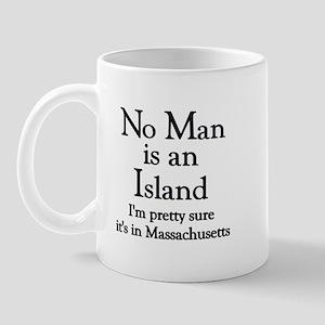 Island Quote Mug