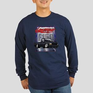 Gen 1 Lightning Long Sleeve Dark T-Shirt