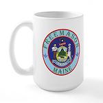 Maine Masons Large Mug